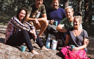 Gestrandet bei Freunden – Die Familien-WG als Lebensmodell