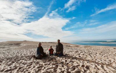 Die Dune du Pilat – Europas wandernde Wüste